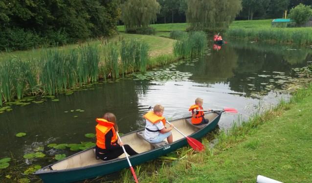 Bij Scouting besteden kinderen en jongeren op een actieve en uitdagende manier hun vrije tijd in de natuur.