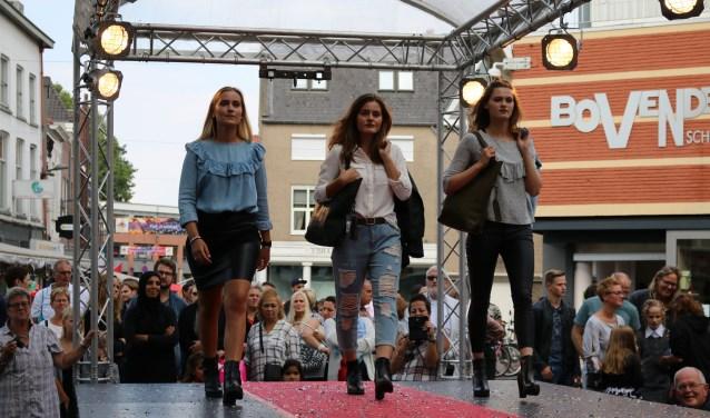 Het Tielse Mode Event is inmiddels traditie op de eerste zondag in september.
