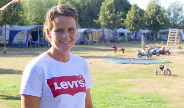 Ivonne van Oort maakte haar ambitie waar. De camping is van 15 gegroeid naar 20 plaatsen. De wens is om op termijn te groeien naar 25 kampeerplaatsen.