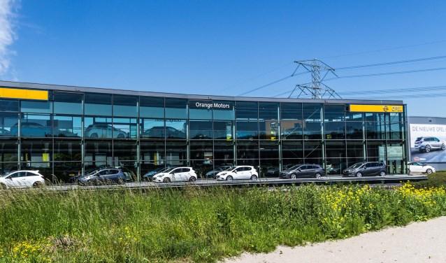 Onze vestiging aan de Klaverbaan 22 in Capelle a/d IJssel