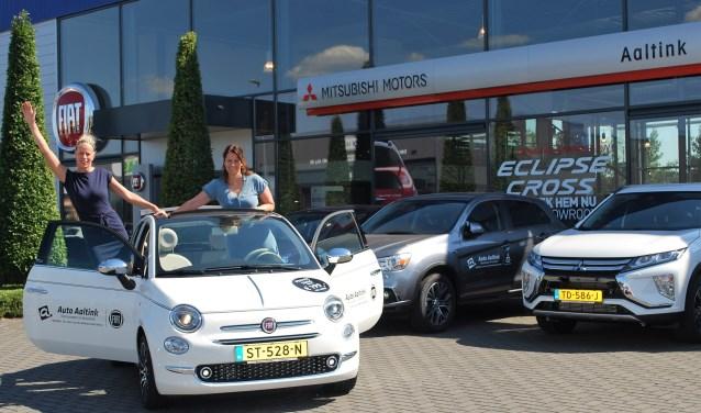Ilona en Ilse zijn afgelopen zondag vertrokken voor hun roadtrip. De eerste bestemming is Italië.