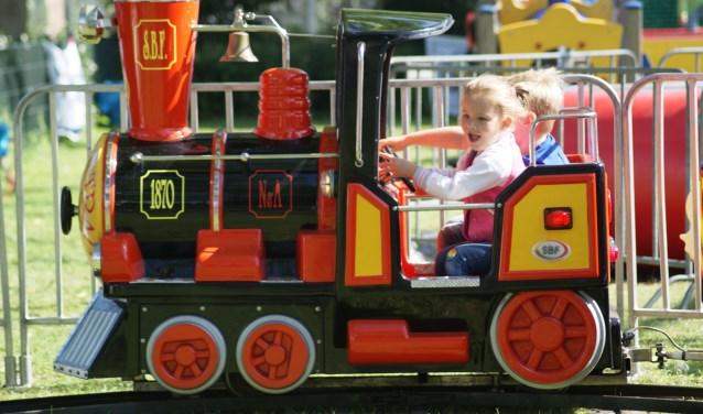 Van dinsdag 21 tot en met zaterdag 25 augustus is de jaarlijkse Speelweek in Ouderkerk. (Foto: Janet Baan)