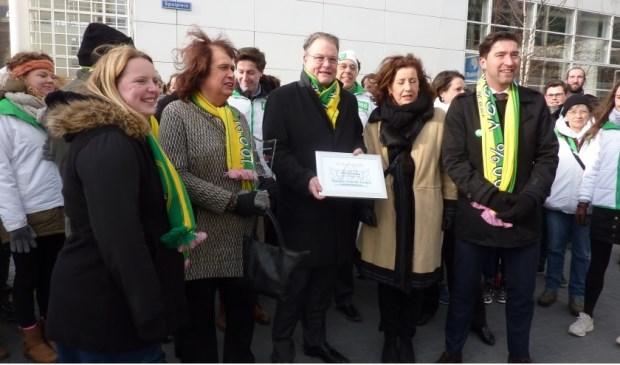 De club ontving begin dit jaar nog een prijs voor stadgenoten die zich inzetten voor de Haagse samenleving. Komende week vieren de Roze Règâhs het eerste jubileum.
