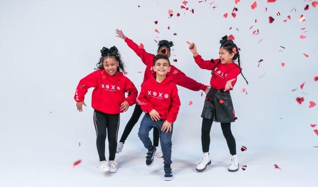 Het Zwolse team van XOXO Dance kan rekenen op een bijdrage voor hun deelname aan het WK hiphop. (foto: Pim Beekman)