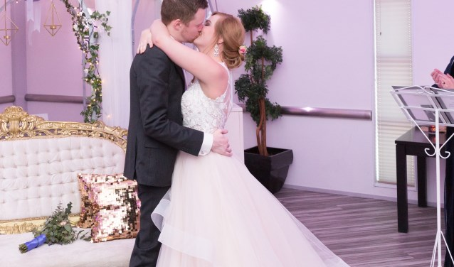 Bruidsbeurs bij 2B-Home. Foto: Sanne van den Ende Fotografie