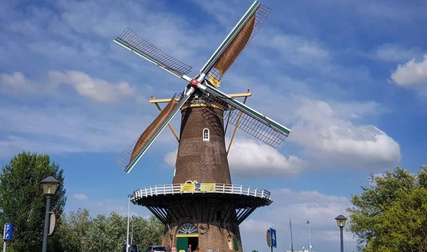 8 september zijn er diverse festiviteiten rond de 300 jaar oude molen. (Foto: PR)