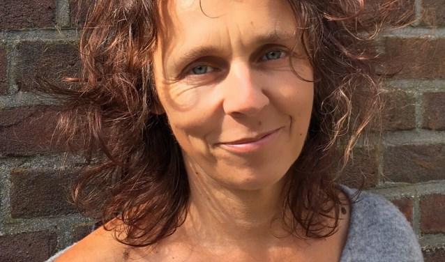 Eke Mannink: ''Een boek over afstandsmoeders bestond nog niet'' (Foto: Ruud Loth)