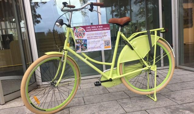 Like, deel & win een hippe oma-fiets.