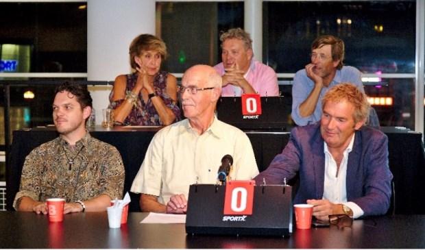 Het team van De Posthoorn won de eerste editie. (Foto: De Posthoorn)