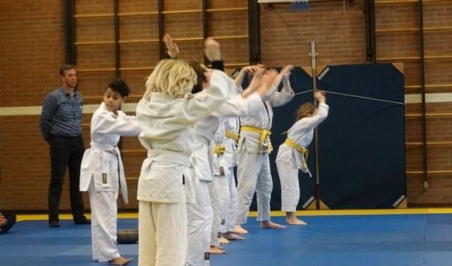 Sport is één van de onderdelen van Het Zonnekind methode (Foto: Pieter van Dongen)