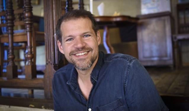 René van Kooten heeft zin in het nieuwe seizoen. Foto: Ronald Stam