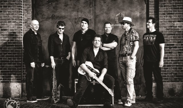 The Bruce Band is morgen (donderdag) de afsluiter van Enschede Rocks.