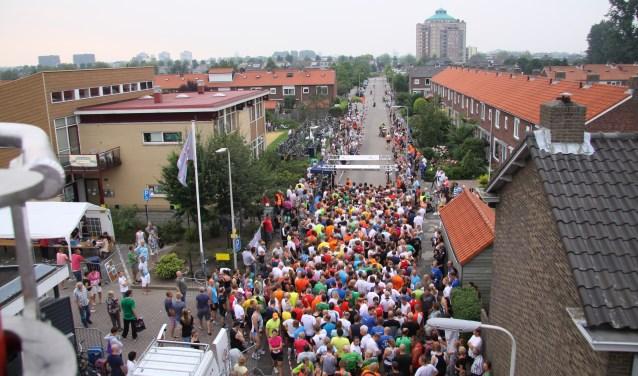 startfoto Ronde van West