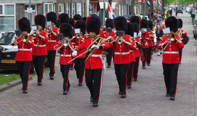 Showbrassband Thalita heeft een nieuw onderkomen in Vlaardingen. (Foto: Joey Slingerland)