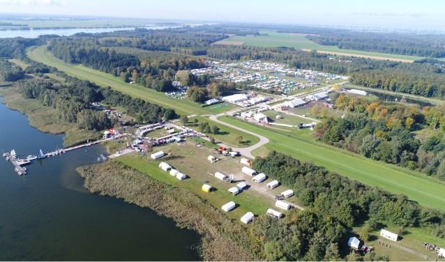 Vierduizend jongeren op een landgoed, hoe organiseer je dat? Dat is te zien op zondag 12 augustus.Foto: Scouting Nederland