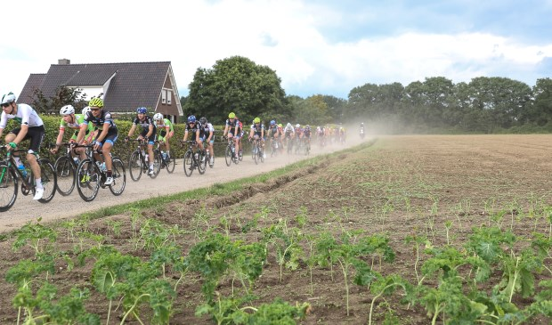 Wielrennen: Achterhoek: Gendringen. (foto: Sportfoto.nl)