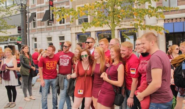 Dankzij de nieuwe hoofdsponsor Aon is er ook dit jaar in Breda weer het festival Redhead Days. FOTO: KIN CHEONG LAU / REDHEAD DAYS