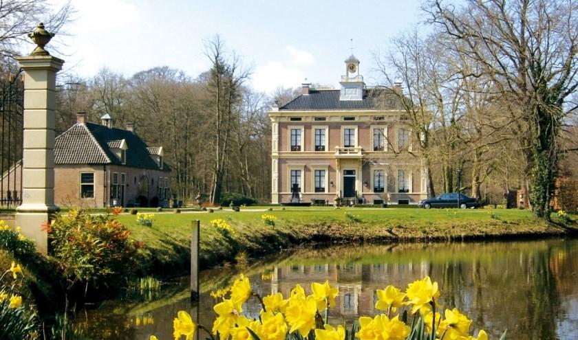Landgoed Den Alerdinck in Laag Zuthem. Foto: landgoed Den Alerdinck - Salland Marketing