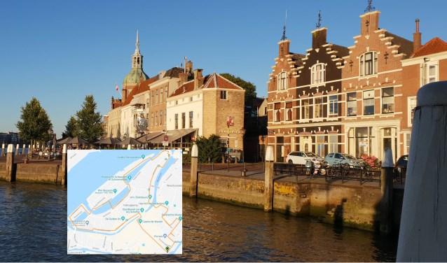 Deze route toont in anderhalve uur alle hoogtepunten van de stad en het Dordrecht waar de bewoners trots op zijn.