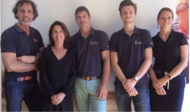 Het team van Paramedisch Centrum De Kruis.