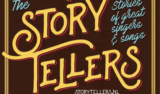 The Storytellers komen op 2 oktober.
