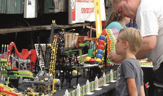 Bouwen met LEGO - Vanaf dinsdag 7 augustus kun je 3 dagen lang naar hartenlust spelen met en kijken naar LEGO.