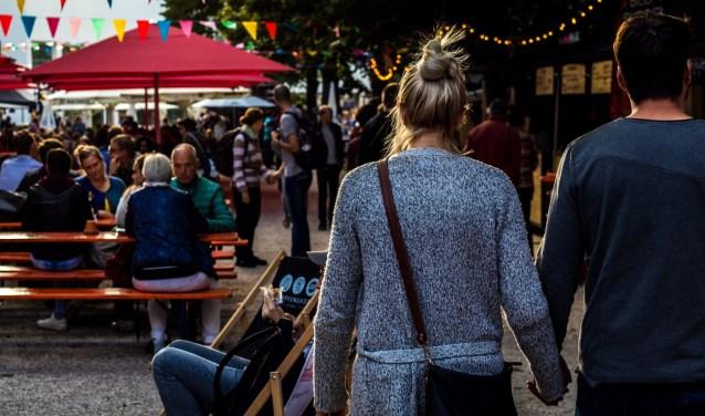 De groei van het aantal nieuwe festivals neemt weliswaar ietsjes af, maar Brabant is nog niet verzadigd. FOTO: VisitBrabant.