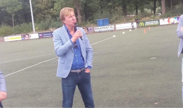 Oud voetbaltrainer van o.m. Ajax heropent Sportpark Irene