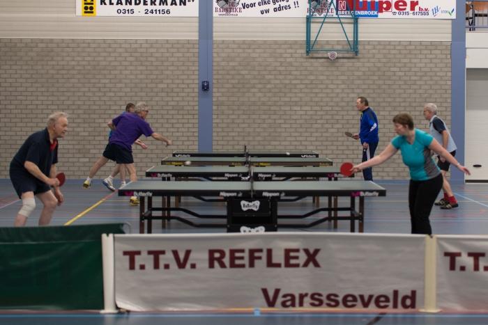 Activiteit: Vrije training/wedstrijden spelen - Oude IJsselstreek Vizier
