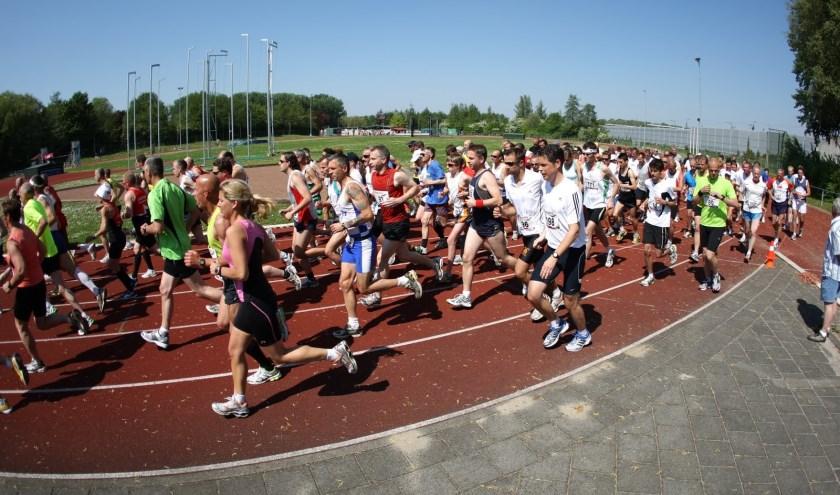 Start Oude Maasloop 2011 (Foto: PR)