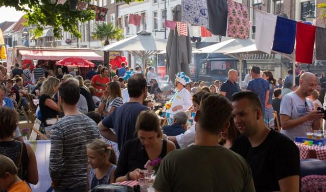 Er worden allerlei evenementen en activiteiten gehouden tijdens de Bommelweek. Meer informatie vind je op www.ov-zaltbommel.nl.
