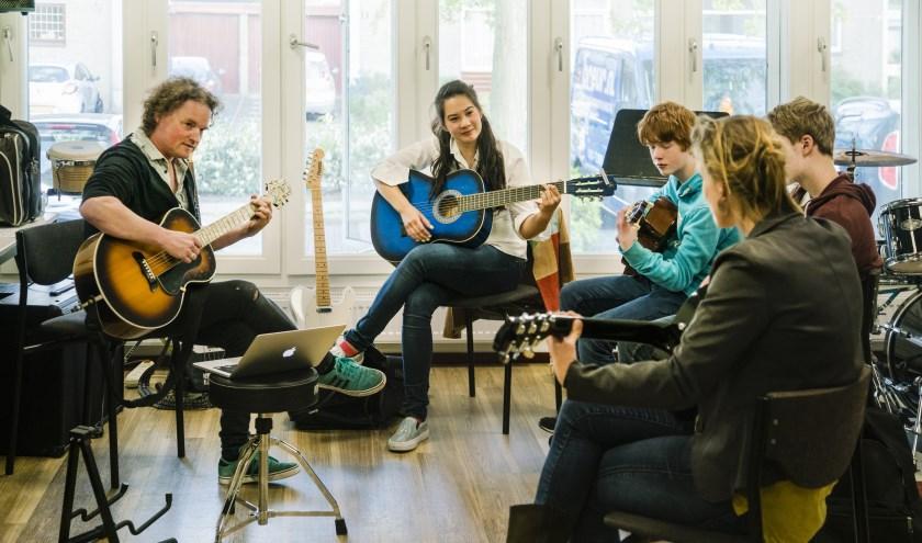 muziekschool krimpen