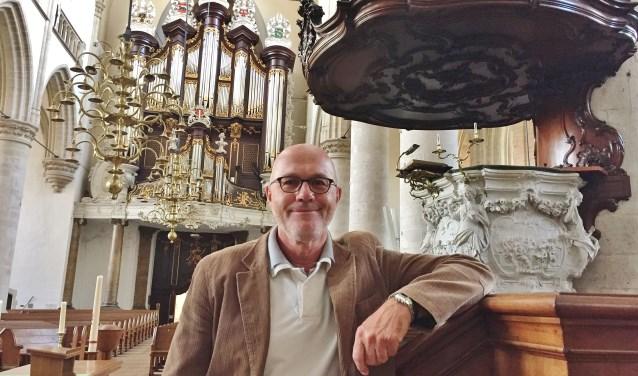Ton Bok: 'Continu zoeken naar verbindingen met de samenleving'