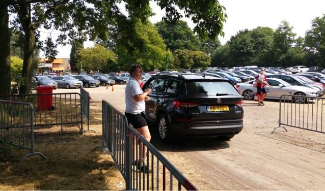 Zodra de eerste parkeerplaatsen zijn gevuld, wordt P3 (Duinrand) geopend.