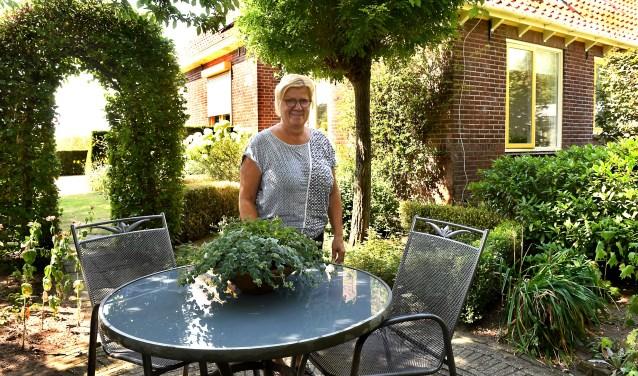 Bij Bed & Breakfast BuitenHuis aan de Beggelderdijk 40 in Dinxperlo blijven veel gasten jaarlijks terugkomen. (foto: Roel Kleinpenning)