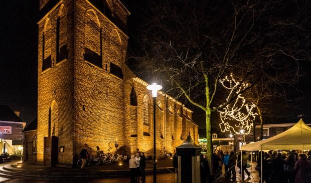 Op zaterdag 15 december krijgt de 40e Kerst-Inn in de Dorpskerk een bijzonder karakter. Foto: Louis Swart