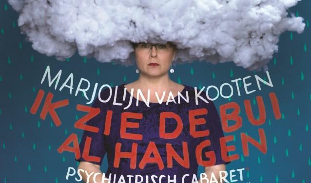 Marjolijn van Kooten staat op donderdag 18 oktober in De Stenge, Heinkenszand.