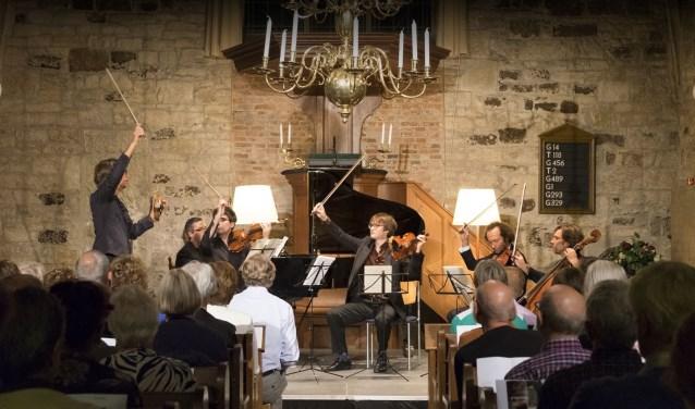 De meeste concerten zijn te bezoeken op 't Stift in Weerselo, maar er is ook gekozen voor andere locaties zoals de Plechelmusbasiliek in Oldenzaal.