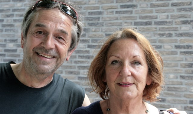 Johan Akkermans en Tessa van der Rijk hebben er zin in! FOTO: PICASA