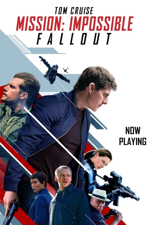 Watch mission impossible fallout 123movies