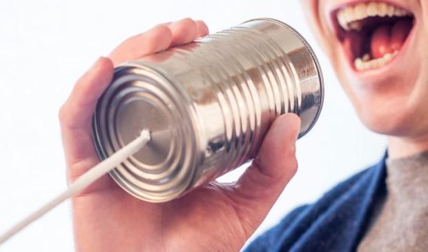 Vanaf september start een nieuwe groep gericht op spreekvaardigheid. (Foto: Privé)