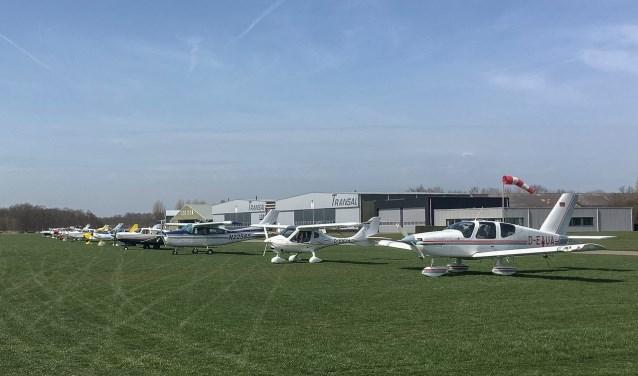 Vliegveld Midden Zeeland FOTO: STICHTING EVENEMENTEN MIDDEN ZEELAND