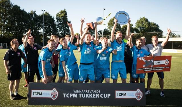 DETO is de titelverdediger in het toernooi om de Tukker Cup. Foto: Rene Katier