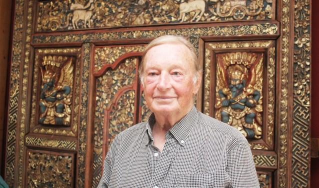Bob Lammers nodigt iedereen van harte uit bij Stichting 14 Augustus Lochem e.o. (Foto: Arjen Dieperink)