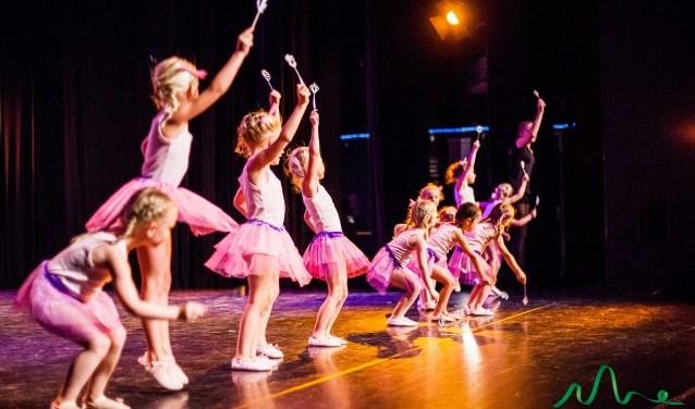 Dans voor jong en oud bij de SBOB