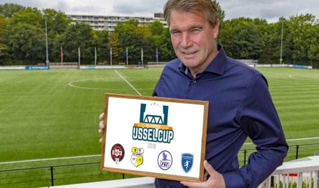 Ger Jacobs; zin een een regionaal voetbalonderonsje. (Foto: Wijntjesfotografie.nl)