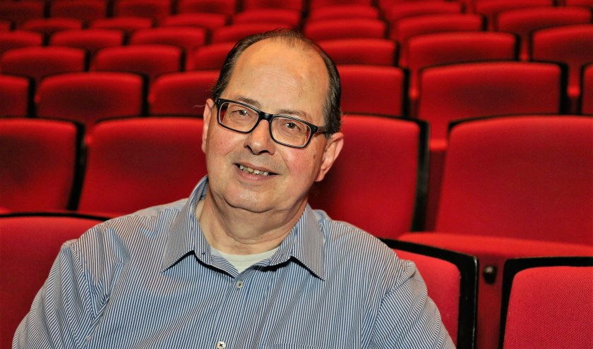 Rob Eicholtz regisseert de openingsshow Night at the movies. Foto: Fred Roland