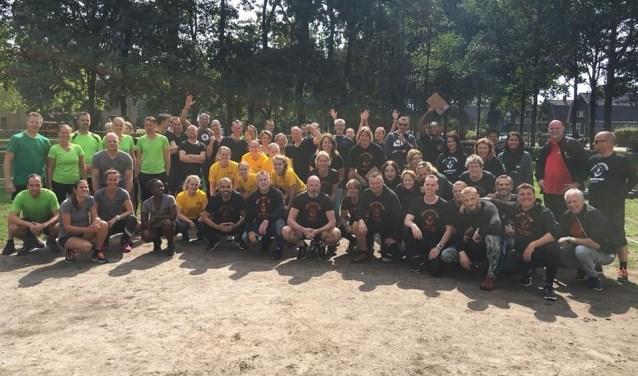 Zaterdag 8 september vond, tijdens de Klompenweek te Twello, de eerste editie van de Bootcampgames plaats.