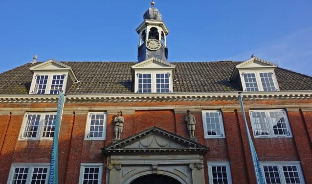 De nieuwe rondleiding door de Boschstraat donderdag 20 september start 's middags bij het Stedelijk Museum Breda. FOTO: JAN KOREBRITS