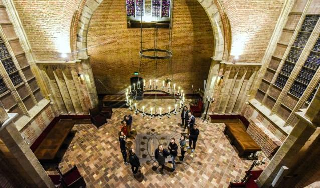 Feestelijke Barokmuziek in de Domkerk. Archieffoto: Anne Hamers